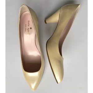 Kate Spade NY Career Heels Dress Pumps 6C NWOT